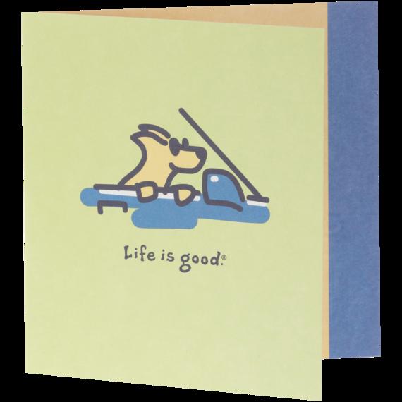 Rocket Cruisin' Card