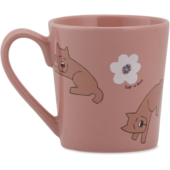 Rocket Daisy Toss Everyday Mug