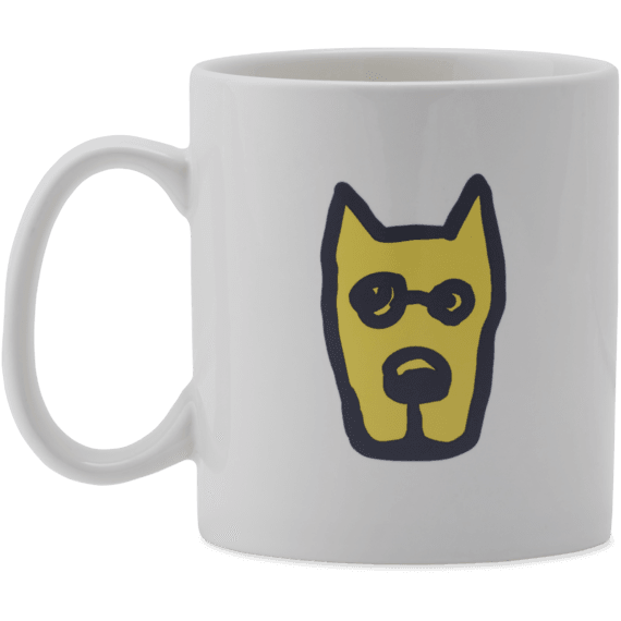 Rocket Head Jakes Mug