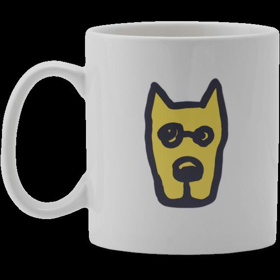 Rocket Head Jakes Mug
