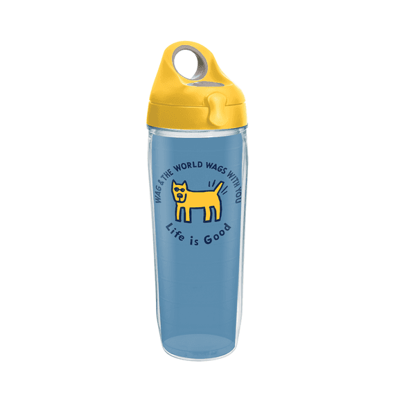 Rocket Wag With You Tervis Water Bottle with Lid
