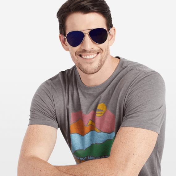 Rye: Aviator Sunglasses