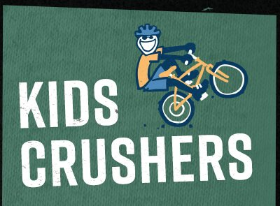 Shop Kids Crusher T-Shirts