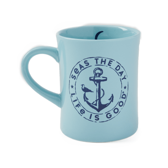 Seas the Day Diner Mug
