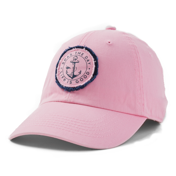 Seas the Day Sunwashed Chill Cap