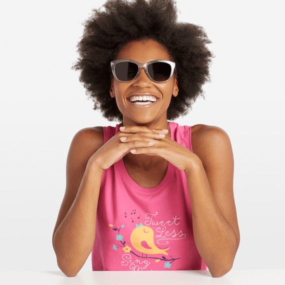 Sequoia: Wayfarer Sunglasses