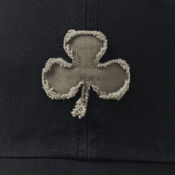 Shamrock Twill Tattered Chill Cap