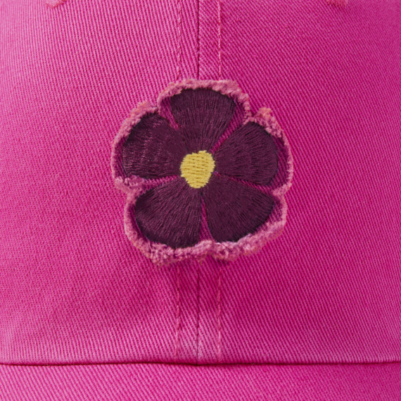 Simple Daisy Tattered Chill Cap
