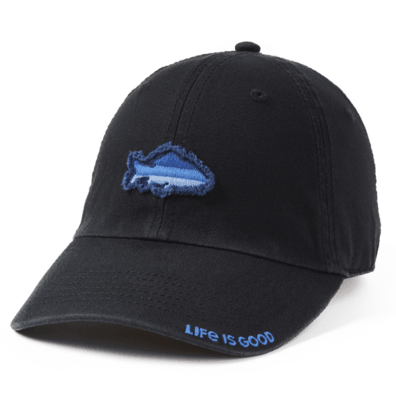 Simple Fish Tattered Chill Cap