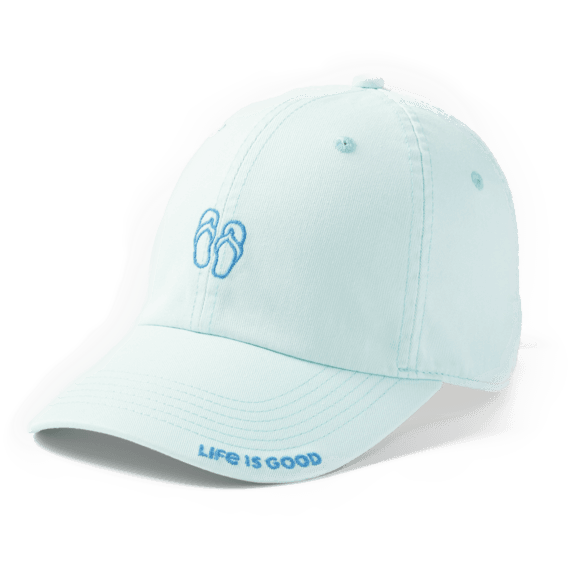 5526c8b1 Hats Simple Flip Flops Chill Cap | Life is Good® Official Site