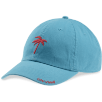 Simple Palm Tree Chill Cap