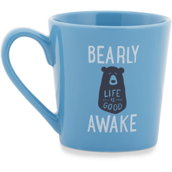 Sleepy Bear Everyday Mug