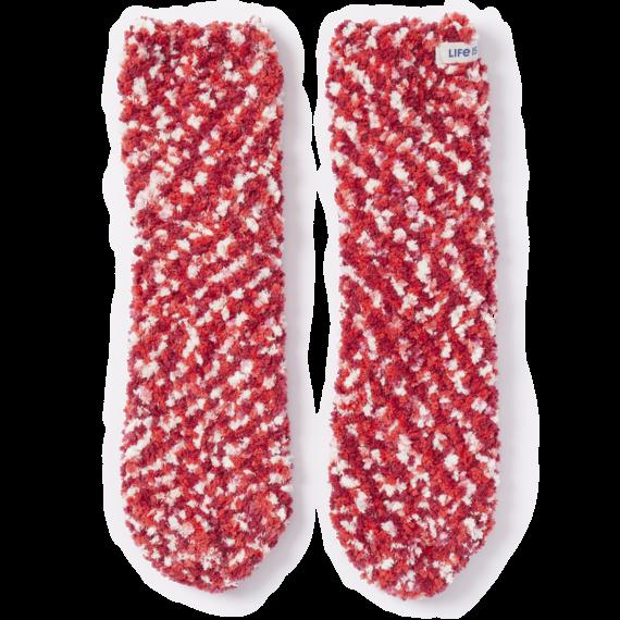 Speckle Pompoms Sock