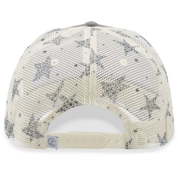 Starry Icon LiG Hard Mesh Back Chill Cap