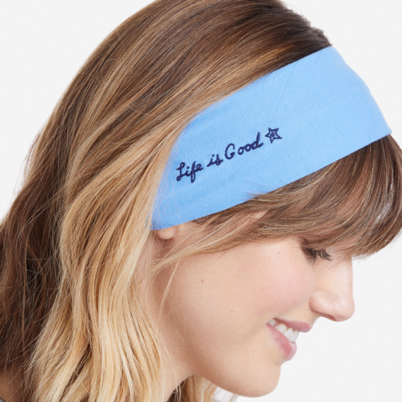 Starry LIG Happy Headband
