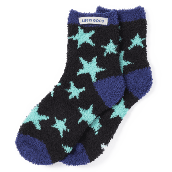 Stars Snuggle Socks