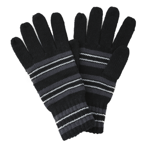 Stripes Texting Gloves