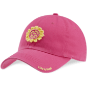 Sun Patch Tattered Chill Cap