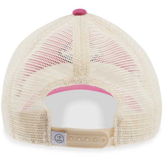 Sun Sea LIG Patch Soft Mesh Back Cap