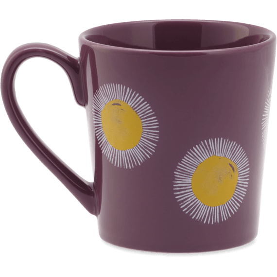 Sun Watercolor Everyday Mug