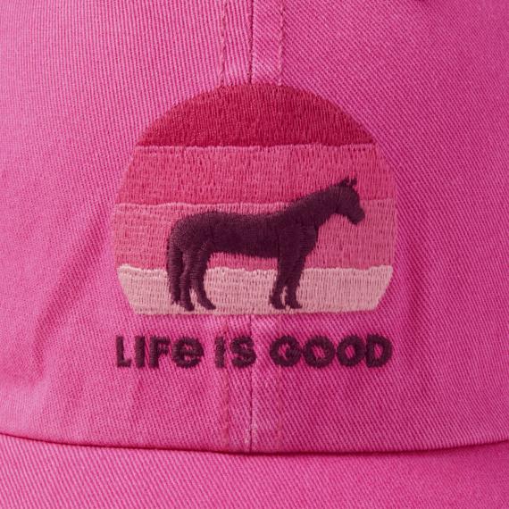 Sunny Horse Chill Cap