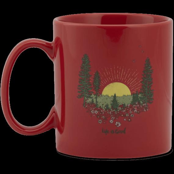 Sunrise Forest Jake's Mug