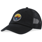 Sunset Creek Patch Soft Mesh Back Cap
