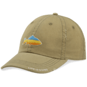 Sunset Fish Sunwashed Chill Cap