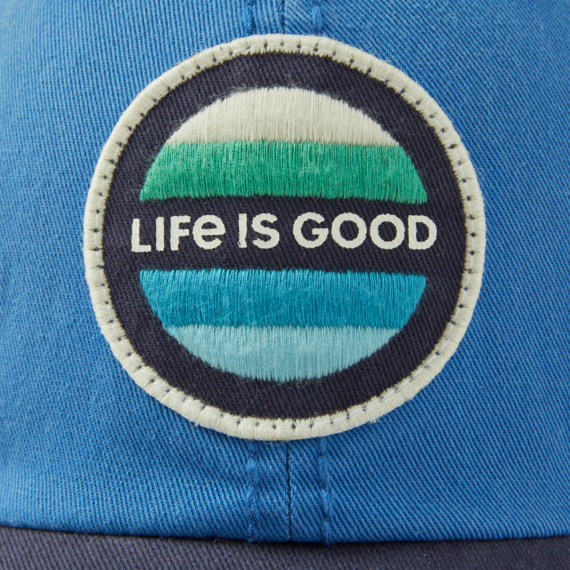 Superpower Patch Sunwashed Chill Cap