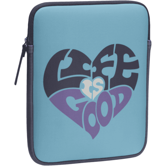 LIG Heart Tablet Jacket