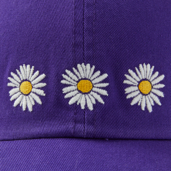 Three Daisies Chill Cap