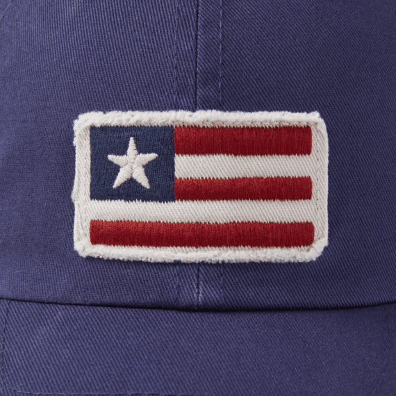 Three Stripe Flag Kids Chill Cap