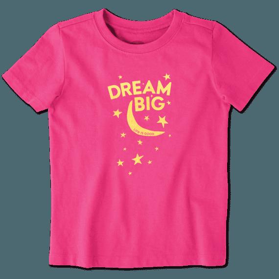 Toddler Dream Big Crusher Tee