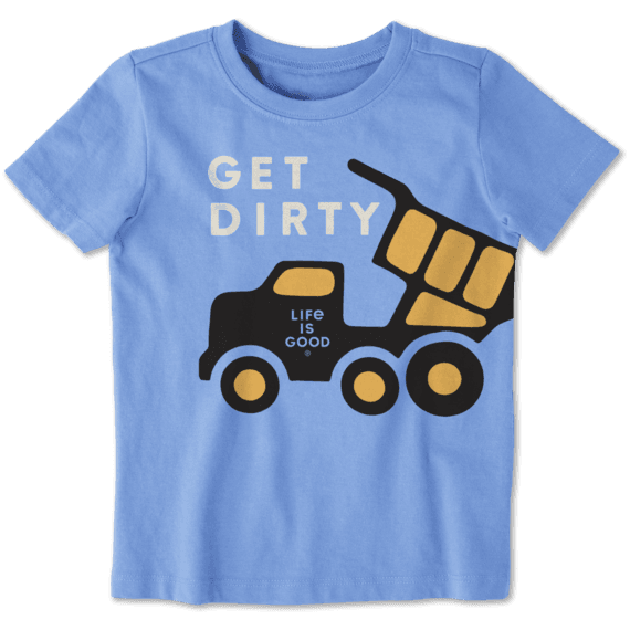 Toddler Get Dirty Crusher Tee