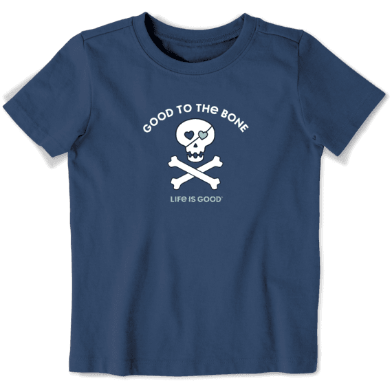 Toddler Good to the Bone Crusher Tee