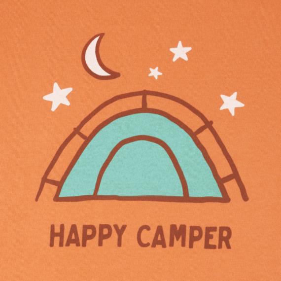 Toddler Happy Camper Crusher Tee