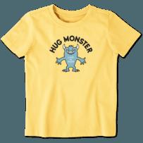 Toddler Hug Monster Crusher Tee