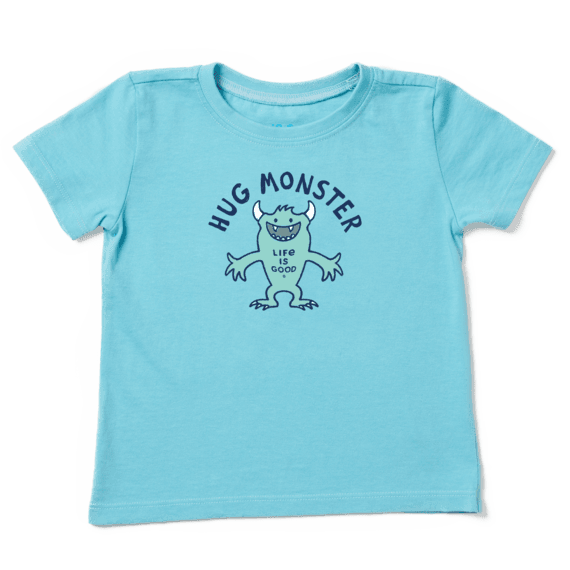 Toddler Hug Monster Crusher Tee
