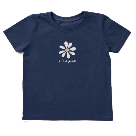 Toddler LIG Daisy Vintage Crusher Tee