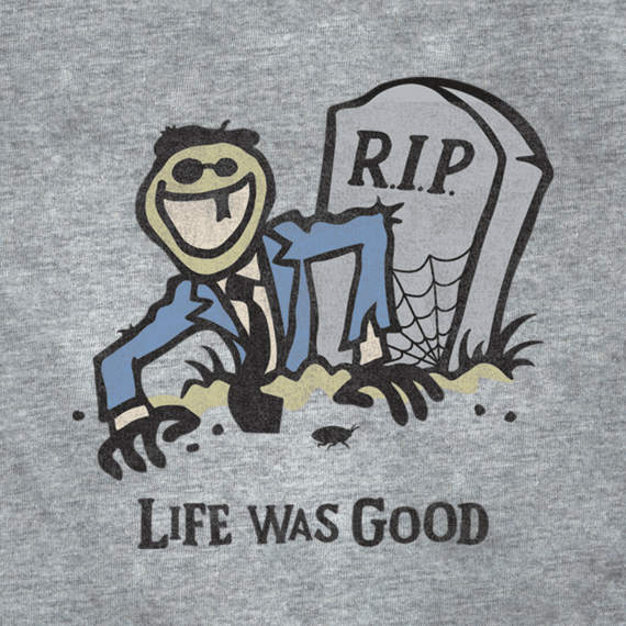 Toddler Life Was Good Crusher Tee
