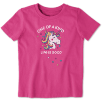 Toddler One Of A Kind Crusher Tee