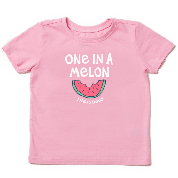 Toddler One in A Melon Crusher Tee