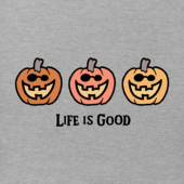 Toddler Pumpkin Trio Crusher Tee