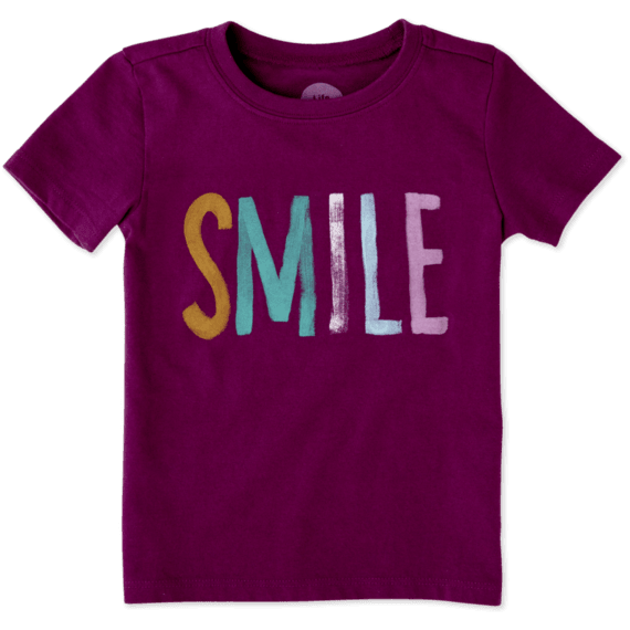 Toddler Smile Crusher Tee