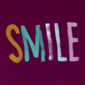 Toddler Smile Crusher Tee