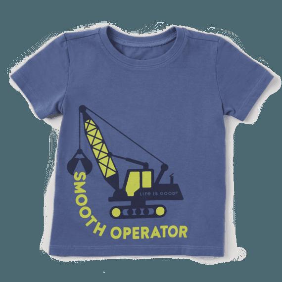 Toddler LIG Smooth Operator Crusher Tee
