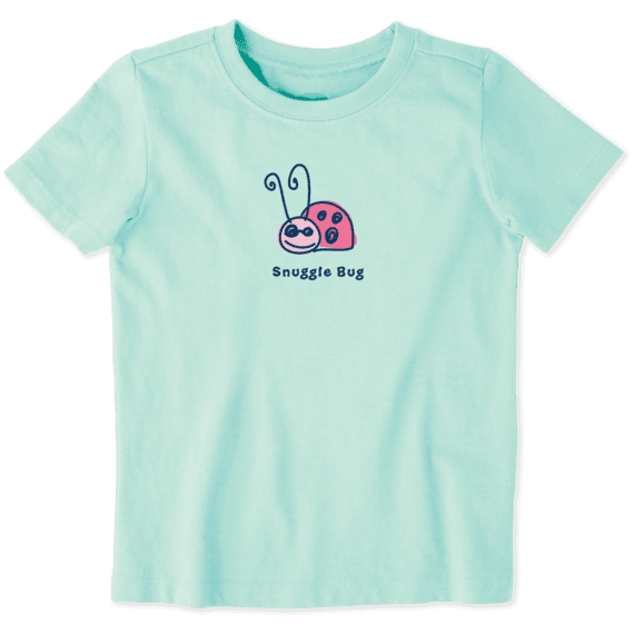 Toddler Snuggle Bug Vintage Crusher Tee