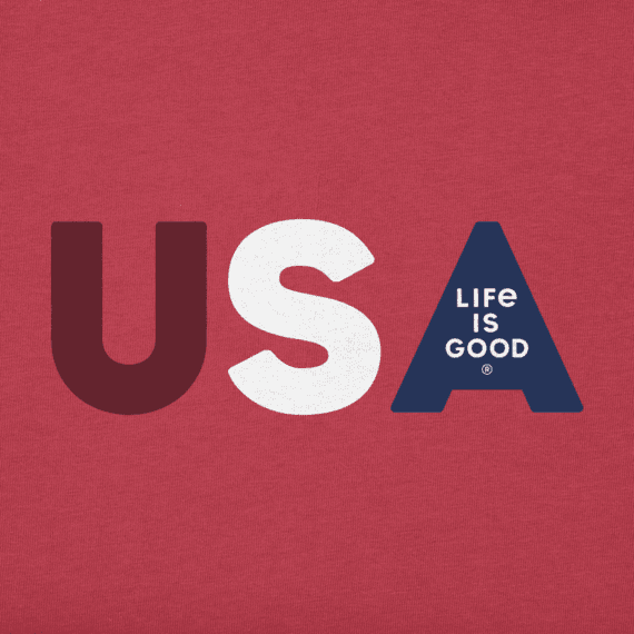 Toddler USA LIG Crusher Tee