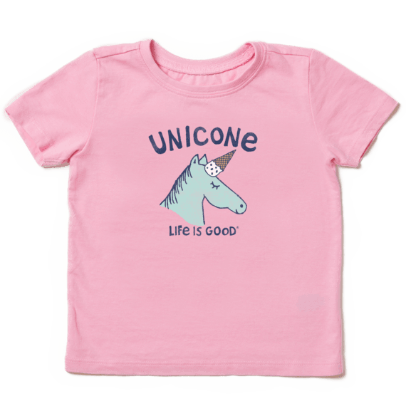Toddler Unicone Crusher Tee