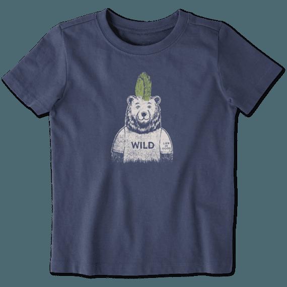 Toddler Wild Bear Crusher Tee
